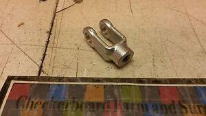 NOS CAT Caterpillar Threaded Rod Clevis Yoke End 5/16