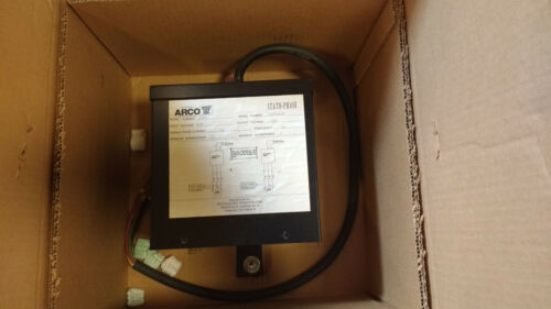Arcos Stratophase S500 Rotary Phase Converter Box 230VAC, 5 HP