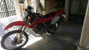 2007 Honda XR250L Brisbane City Brisbane North West Preview
