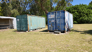 20ft Sea Container Clarkson Wanneroo Area Preview