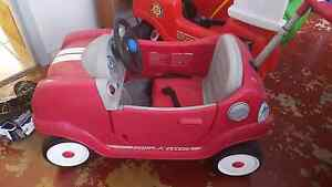 Radio flyer push steer and stroll coupe The Junction Newcastle Area Preview