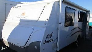 Jayco discovery caravan must sell Sunshine West Brimbank Area Preview