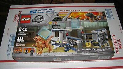 LEGO Jurassic World Stygimoloch Breakout Set 75927 NIB
