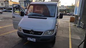 Mercedes-Benz sprinter refrigerator  van Fitzroy North Yarra Area Preview