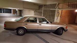 I am selling our classic and lovely, 1981 Mercedes-Benz 280 SE Lane Cove Lane Cove Area Preview