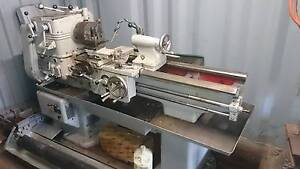 Metal Lathe - Nuttall Centre Lathe Ourimbah Wyong Area Preview
