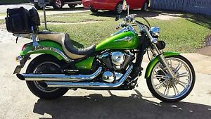 2007 Kawasaki 900 custom 4 swap needs to go Bray Park Pine Rivers Area Preview