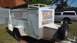 Trailer 7x4, registered and fully lockable Summerhill Launceston Area Preview
