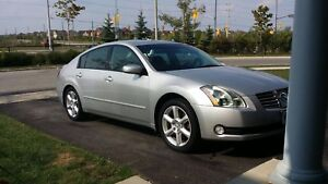 2006 Nissan Maxima - low mileage - accident free