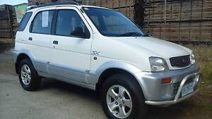 Daihatsu Terios Wagon 4x4 Glenorchy Glenorchy Area Preview
