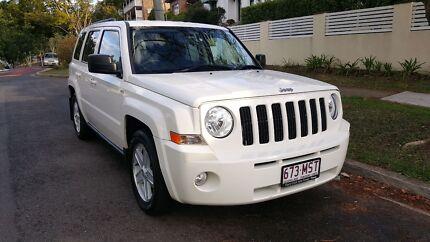 2009 Jeep Patriot 4Cyl 4x4 Excellent Condition 3M Rego & RWC Toowong Brisbane North West Preview