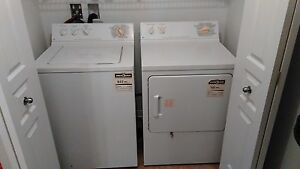 Washer and dryer for sale - Available for pick up Mid June