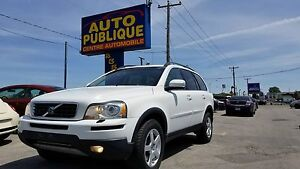 Volvo XC90 3.2/TOIT/CUIR/7 PASSAGERS/DVD