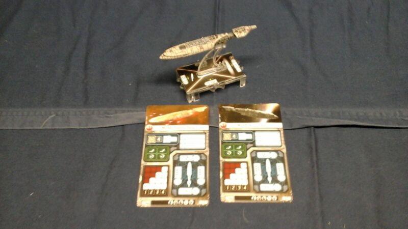 Star Wars Armada: Mc30c Frigate Fantasy Flight games excellent condition