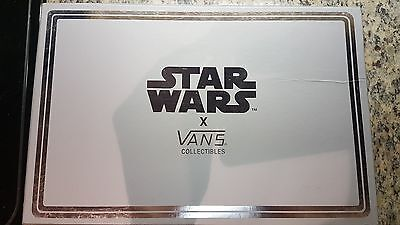 Vans Star Wars Sk8 Hi Miami Sz 11