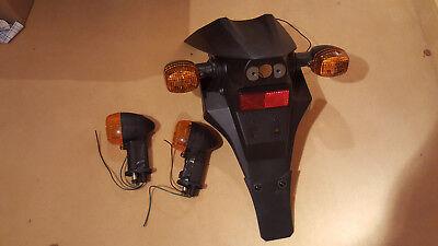 Blinker Kennzeichenhalter original Z750 Bj. 04 03-06 vorne hinten Z750 r J gebraucht kaufen  Niederaichbach