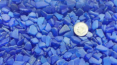 Genuine Sea Glass - 40 mini pieces of