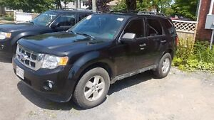 2011 Ford Escape XLT - sold as traded
