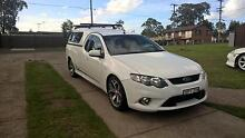 2010 FG Ford Falcon ute xr6 xr50 LOW KMS CANOPY Penrith Penrith Area Preview