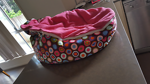 Pink bean bag Maudsland Gold Coast West Preview
