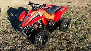 Polaris 50cc quad. Full auto Inverell Inverell Area Preview