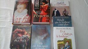 livres vendus en lot
