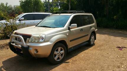 2007 Nissan X-trail Wagon Darwin CBD Darwin City Preview
