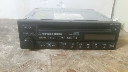 95 96 97 98 99 Eclipse Talon Single CD Radio Receiver MR372323