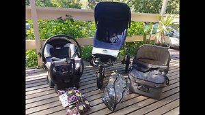 Mountain Buggy Urban with Bassinet and Capsual Bundanoon Bowral Area Preview