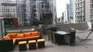 Fun Flatmate, BIG Balcony, Spa,Heated Pool,Tennis,Gym & Theater! Melbourne CBD Melbourne City Preview