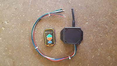 Kar Tech Wireless Remote For 12 Volt Hydraulic Pump