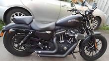2013 Harley Davidson Iron 883 $10999 * Negotiatable Melbourne CBD Melbourne City Preview