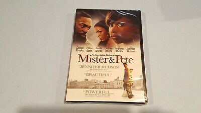 The Inevitable Defeat of Mister and Pete (DVD, 2014)