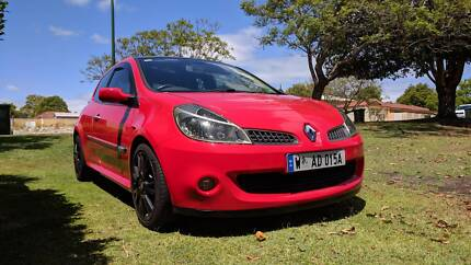 2010 Renault Clio Hatchback Manning South Perth Area Preview