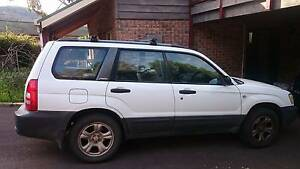 2002 Subaru Forester Wagon Lindisfarne Clarence Area Preview