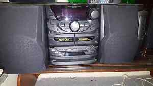 Kenwood XD-701 Stereo Mini Hifi Component System with Remote Ascot Vale Moonee Valley Preview