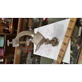 Depose France Jewelry Jeweler's machinist clamp tool vintage adjustable