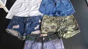 Bulk denim shorts Inala Brisbane South West Preview