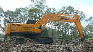 HYUNDAI R210-7 Excavator ( 21 Ton ) - As New Park Ridge Logan Area Preview