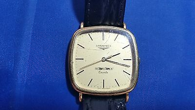Vintage Longines Quartz Cal.155.2 6 jewels Men's Watch