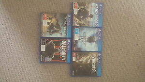Ps4 games for sale Mulgrave Monash Area Preview