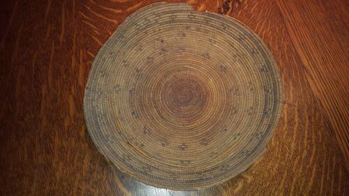 Chumash Indian Basket OLD RARE
