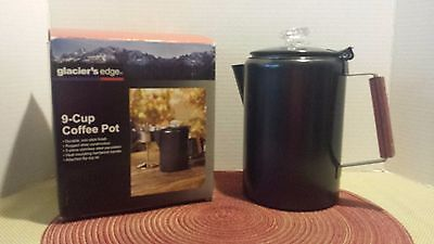 Перколяторы Percolating Coffee Pot Rugged Steel