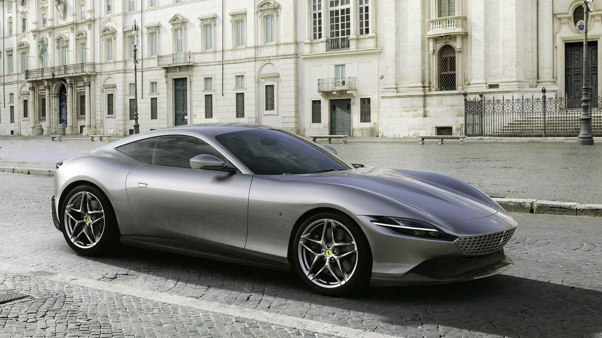 Ferrari Roma 2020 Alle Infos Bilder Preisferrari Roma 2020 Alle Infos Bilder Preis Mobile De