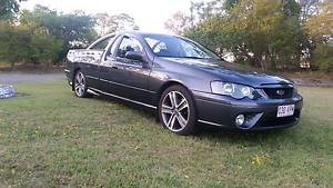 2006 ford falcon  Bf xr6 Pialba Fraser Coast Preview