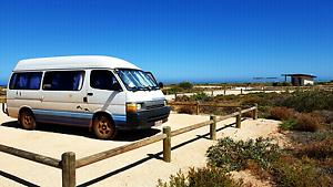 Toyota Hiace Campervan FOR SALE Melbourne CBD Melbourne City Preview