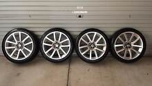 Holden Calais 19 Inch VE 'Series 2' Rims with Tyres Croydon Park Port Adelaide Area Preview