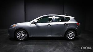 2013 Mazda Mazda3 GX POWER EVERYTHING! BLUETOOTH!