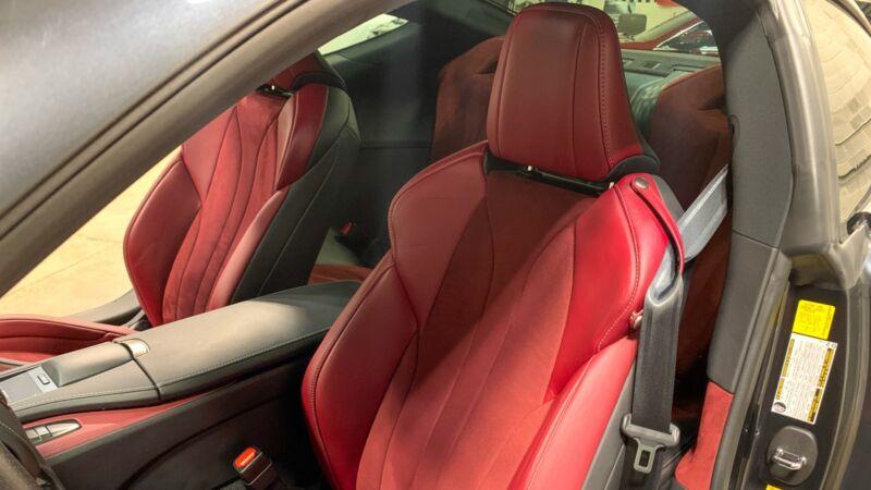 Image 20 Voiture Asiatique d'occasion Lexus LC 2018