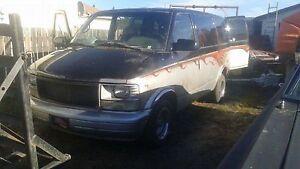 1995 astro mini van